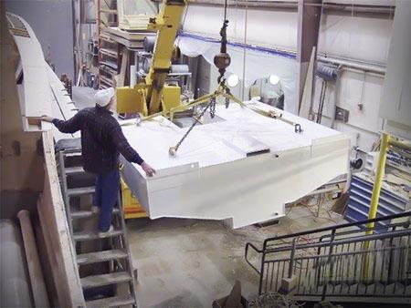 OEM Aluminum Marine Fuel Tanks - SP Tanks